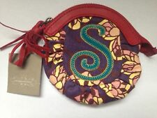 NWT Anthropologie Lucky Penny Floral Clutch/Wallet/Bag/Coin Purse