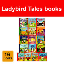 Ladybird First Favourite Tales 16 Picture Books Collection Set Children's pack
