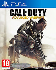 Call of duty advanced warfare ~ PS4 (en très bon état)