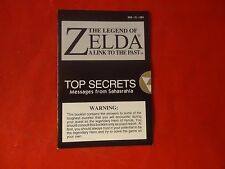 The Legend of Zelda A Link to the Past SNES Top Secrets from Sahasrahla *SEALED*