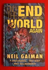 Only the End of the World Again Graphic Novel by Neil Gaiman Dark Horse Werewolf