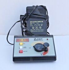MTH Z-750 Transformer/ Power Supply with Z-750 controller & instructions