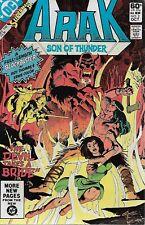 Arak Son of Thunder No.2 / 1982 Roy Thomas & Ernie Colon