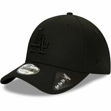New Era 9Forty Cap - DIAMOND Los Angeles Dodgers schwarz
