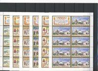 Russland Kleinbogensatz MiNr. 1068-73 postfrisch MNH Stadtbilder (GF15608