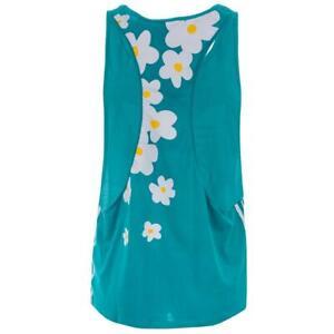 Womens adidas Kauwela Pharrell Williams Green Tank Vest (NKA1) RRP £39.99