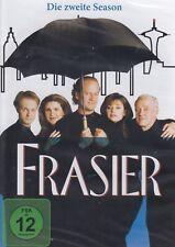 Frasier - Die komplette zweite Season 2. Staffel (4 DVDs,Original verschweißt)