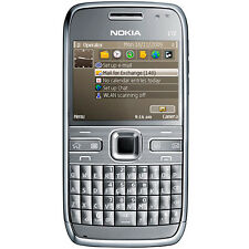 NOKIA E72 UNLOCKED PHONE - NEW CONDITION - 5MP CAMERA - 3G - BLUETOOTH - WI-FI