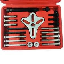 46pcs Harmonic Balancer Kit Gear Pulley Puller Steering Wheel Removal Tool