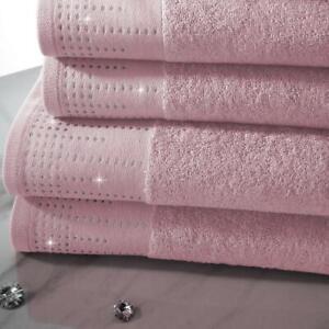 Luxury Abington Towel Hand Towel Bath Towel/Sheet 600GSM Sparkle Bath Towel