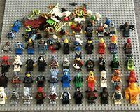 LEGO Minifigure Job Lot Bundle Ninjago Chima Nexo Knight Spares Parts