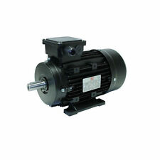 3 Phase Electric Motor 1.5 HP 1.1Kw 1000 RPM 6 Pole Foot Mount B3 90L New