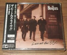 SEALED! The BEATLES Japan PROMO issue 2 x CD Live At The BBC 1994 more listed