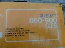 Ducati Spare Parts Manuals