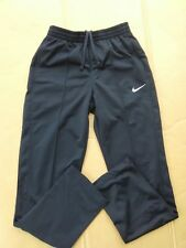 NIKE AIR Navy Blue Sweatpants Mens size S 31 in. Bottoms Comfort shoes FREESHIPP