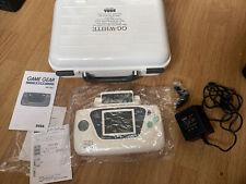 Sega Game Gear White Edition sehr selten, Sammler, TV Tuner im Case-komplett