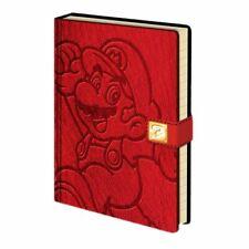 Super Mario Bros. A5 Premium Hardback Notebook Journal - School Book