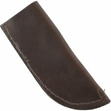 Svord Brown Mini Peasant Leather Knife Sheath Made in New Zealand