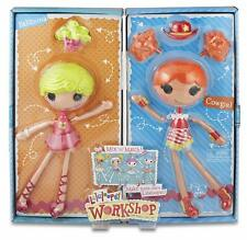 Lalaloopsy Workshop Double Pack Ballerina Cowgirl Doll Ages 4+ Toy Play Girls