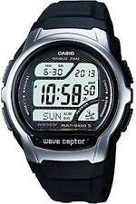 Casio Wave Ceptor Radio Controlled Digital Mens Wrist Watch Wv58u Module 3053
