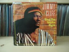 """7"""" Single Jimmy Cliff - Treat The Youths Right / Roots Radical"""