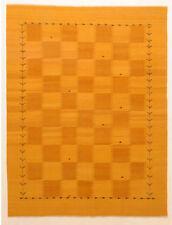Yellow 6' x 8' Kilim Rug Hand Knotted Persian Rug