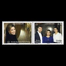 Luxembourg 2016 - Birth of Maria Teresa Grand Duchess Royalty - MNH