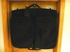 Briggs & Riley Baseline Deluxe Black Garment Bag. Style 1170