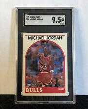 1989-90 NBA HOOPS MICHAEL JORDAN #200 SGC 9.5 MINT+