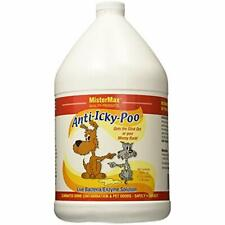 Original Scent Odor & Stain Removers Anti Icky Poo Remover, Gallon Size Pet