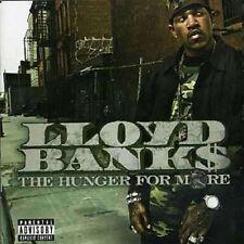 LLOYD BANKS / THE HUNGER FOR MORE * NEW CD * NEU *