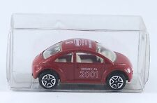 Matchbox Promo 2001 Toy Show Hershey PA Volkswagen Concept 1 Beetle Sparkle Red