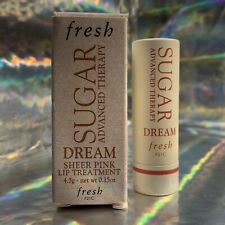 """DREAM"" Fresh Sugar Lip Treatment FULL SIZE BRAND NEW IN BOX 4.3g /.15oz"