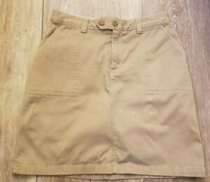 Lands End Skort. Size 4 Womens Skirt Shorts school uniform