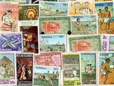 Tokelau Islands : 25 Different Stamps Collection