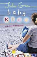 Baby Blue (Puffin Teenage Fiction) by Julia Green, Acceptable Used Book (Paperba