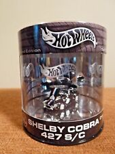Hot Wheels Oil Can Limited Edition Shelby Cobra 427 S/C - New 2003