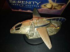 New listing Serenity Inara's Shuttle Ornament Firefly Dark Horse Le (open box)