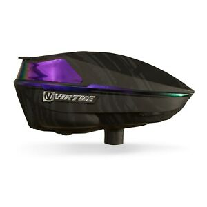 Virtue Spire IV Electronic Paintball Loader / Hopper - Graphic Amethyst