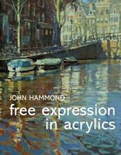 Free Expression in Acrylics-ExLibrary