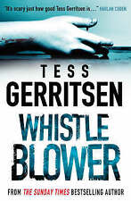 Whistleblower, Gerritsen, Tess, Very Good Book