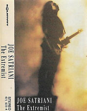 JOE SATRIANI THE EXTREMIST CASSETTE ALBUM DEEP PURPLE SINGAPORE ISSUE Heavy Meta