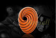 COSPLAY Anime Mask For Naruto Akatsuki Tobi Uchiha Obito Madara Party Prop Cool