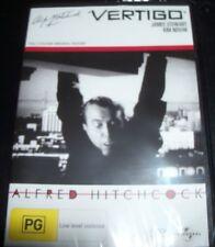 Vertigo (Alfred Hitchcock) (James Stewart) (Australia Region 4) DVD – New