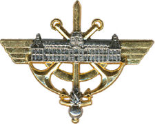 B.E.M.S. C.I.D, finition mate, flamme gendarmerie argent, Drago GS 115 (0873)