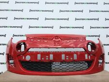 RENAULT TWINGO 2012-2015 paraurti anteriore in rosso [R38]