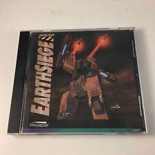 Earthsiege Metaltech PC MS-DOS (1994, Dyanmix Sierra) Earth Siege