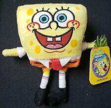 "Spongebob SquarePants Licensed Nanco Nickelodeon Plush Stuffed Toy 7"""