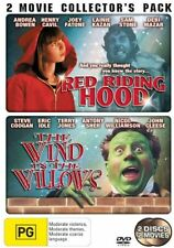 The Red Riding Hood  / Wind In The Willows (DVD, 2007, 2-Disc Set)