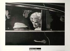 Musee de l'Elysee Lausanne, b&w Marilyn Monroe poster print -56x40cms, M Linus